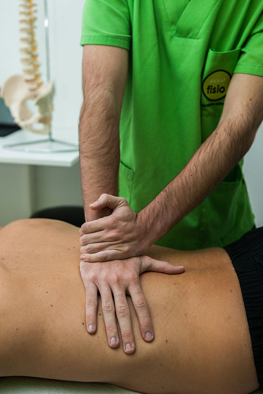 fisioterapia aparato locomotor vallecas