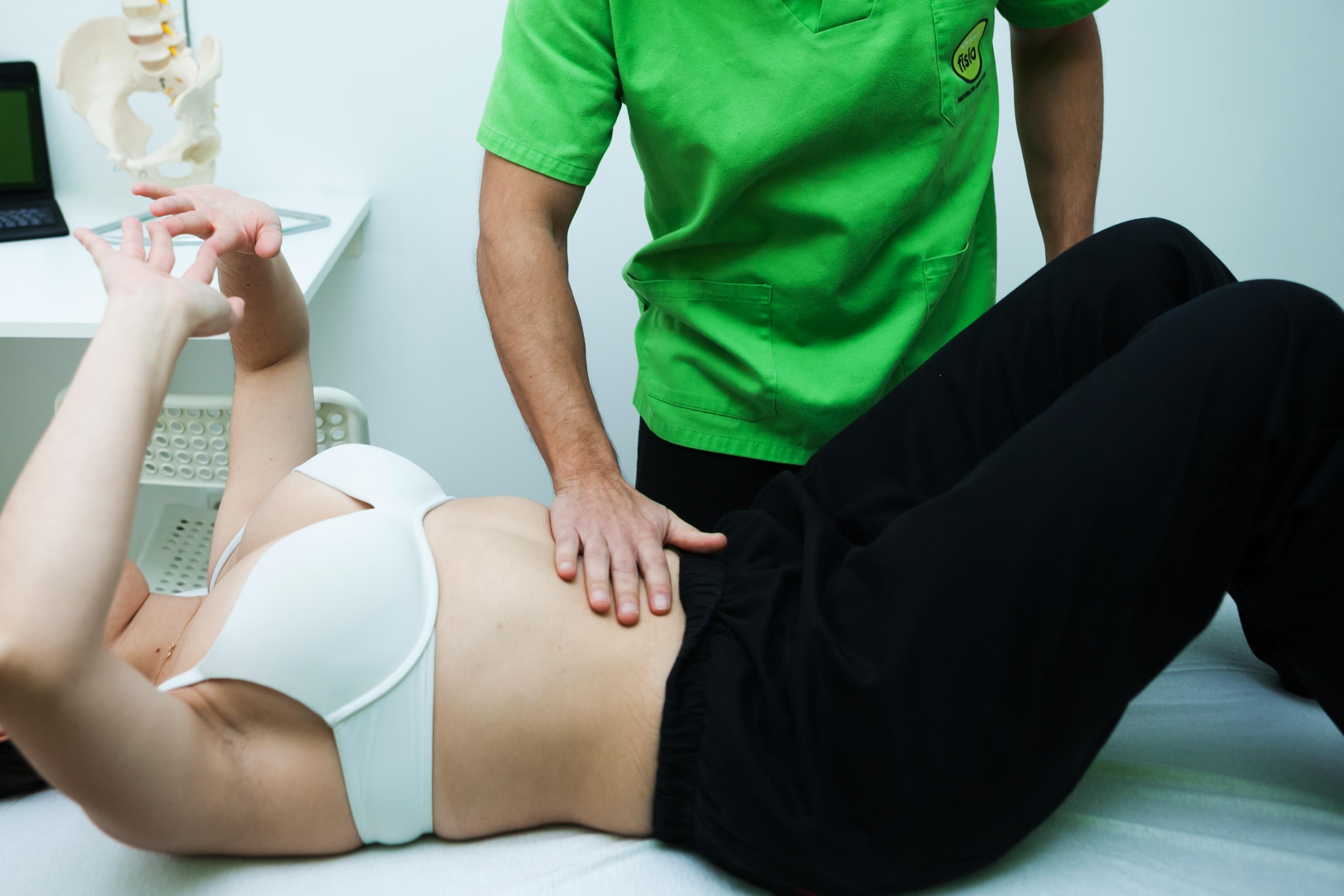 precio sesion fisioterapia suelo pelvico