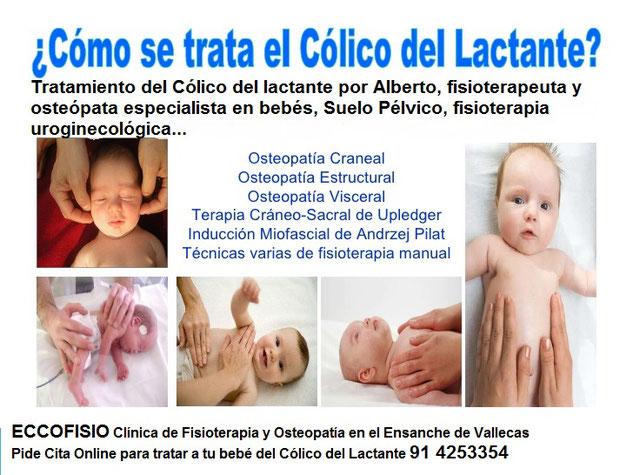 Q sirve para los colicos en bebes
