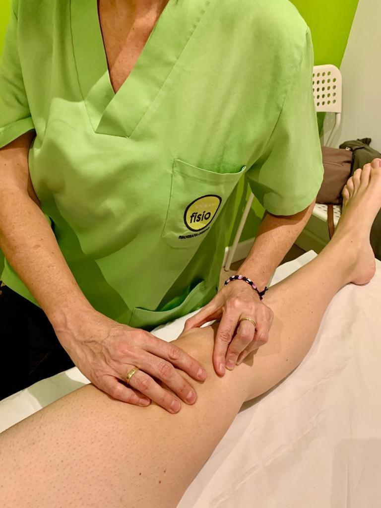 fisioterapia condromalacia rotuliana vallecas