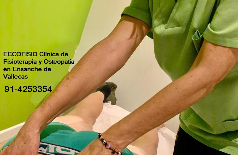 Fisioterapia dolor lumbar vallecas