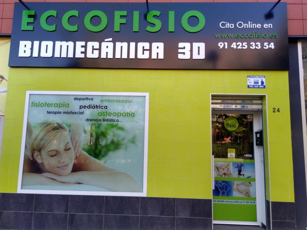 Clínica ECCOFISIO